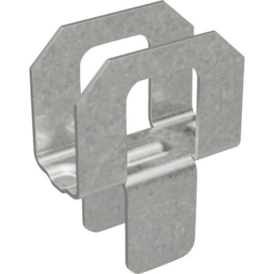Simpson Strong-Tie 7/16 In. Plywood Panel Sheathing Clip