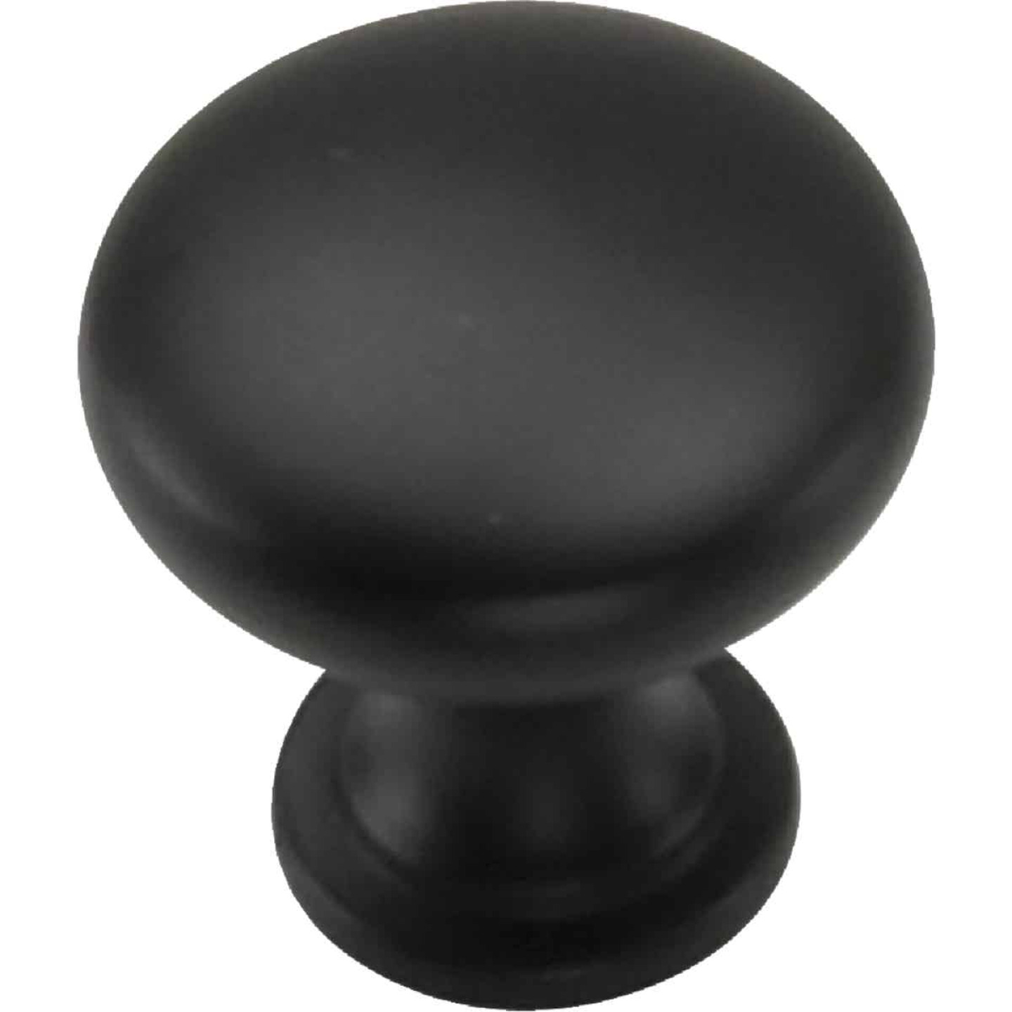 Laurey Oil Rubbed Bronze 1-1/8 In. Cabinet Knob Image 1