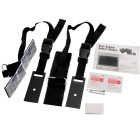 QuakeHold Universal Flat Screen TV Furniture Safety Strap (2 Count) Image 1
