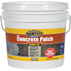 Damtite BondsOn 12 Lb. Gray Ready-to-Use Vinyl Concrete Patch Image 1