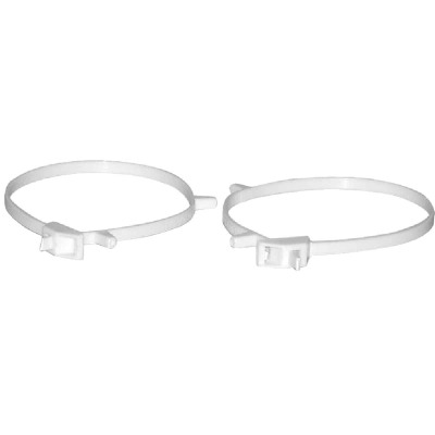 Dundas Jafine 3 In. to 4 In. Plastic Duct Clamp