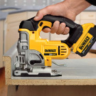 DeWalt 20 Volt MAX Lithium-Ion Cordless Jig Saw (Bare Tool) Image 2