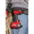 Milwaukee M18 FUEL 18 Volt XC Lithium-Ion Brushless 1/4 In. Hex Cordless Impact Driver Kit (with 2 Batteries) Image 2