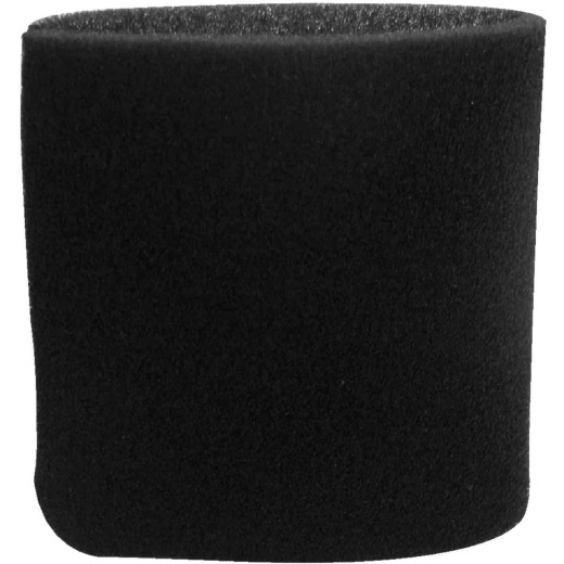 Channellock Foam Standard 2-1/2 to 4 Gal. Wet/Dry Vacuum Filter