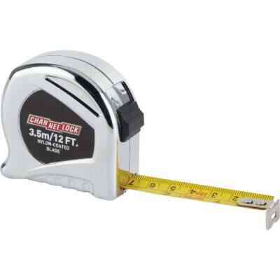 Channellock 3.5m/12 Ft. Metric/SAE Tape Measure
