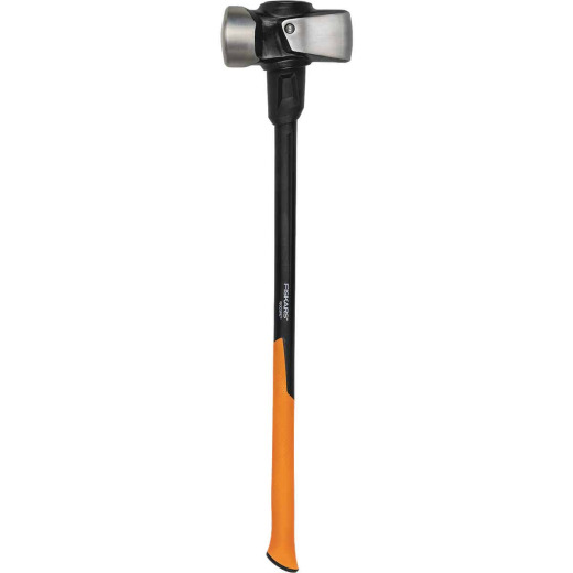 Fiskars Pro IsoCore 16 Lb. Sledge Hammer with 36 In. Steel Handle