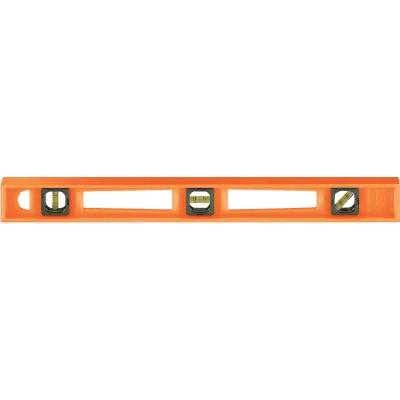 Johnson Level 48 In. Plastic Structo-Cast I-Beam Level