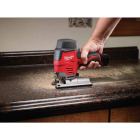 Milwaukee M12 12 Volt Lithium-Ion 1.5 Ah Cordless Jig Saw Kit Image 2