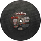 Gator Blade Type 1 14 In. x 1/8 In. x 20 mm Metal Cut-Off Wheel Image 1