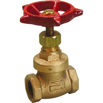 ProLine 1/2 In. FIPS x 1/2 In. FIPS Forged Brass Gate Valve