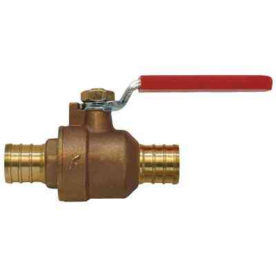 SharkBite 1 In. CF x 1 In. CF Brass PEX Ball Valve