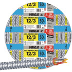 Southwire 50 Ft. 12/3 AC Armored Cable Image 1