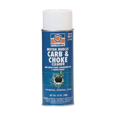 Permatex 12-1/2 Oz. Aerosol Carburetor Cleaner