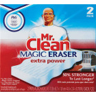 Mr. Clean Magic Eraser Cleansing Pad with Extra Power (2 Count) Image 4