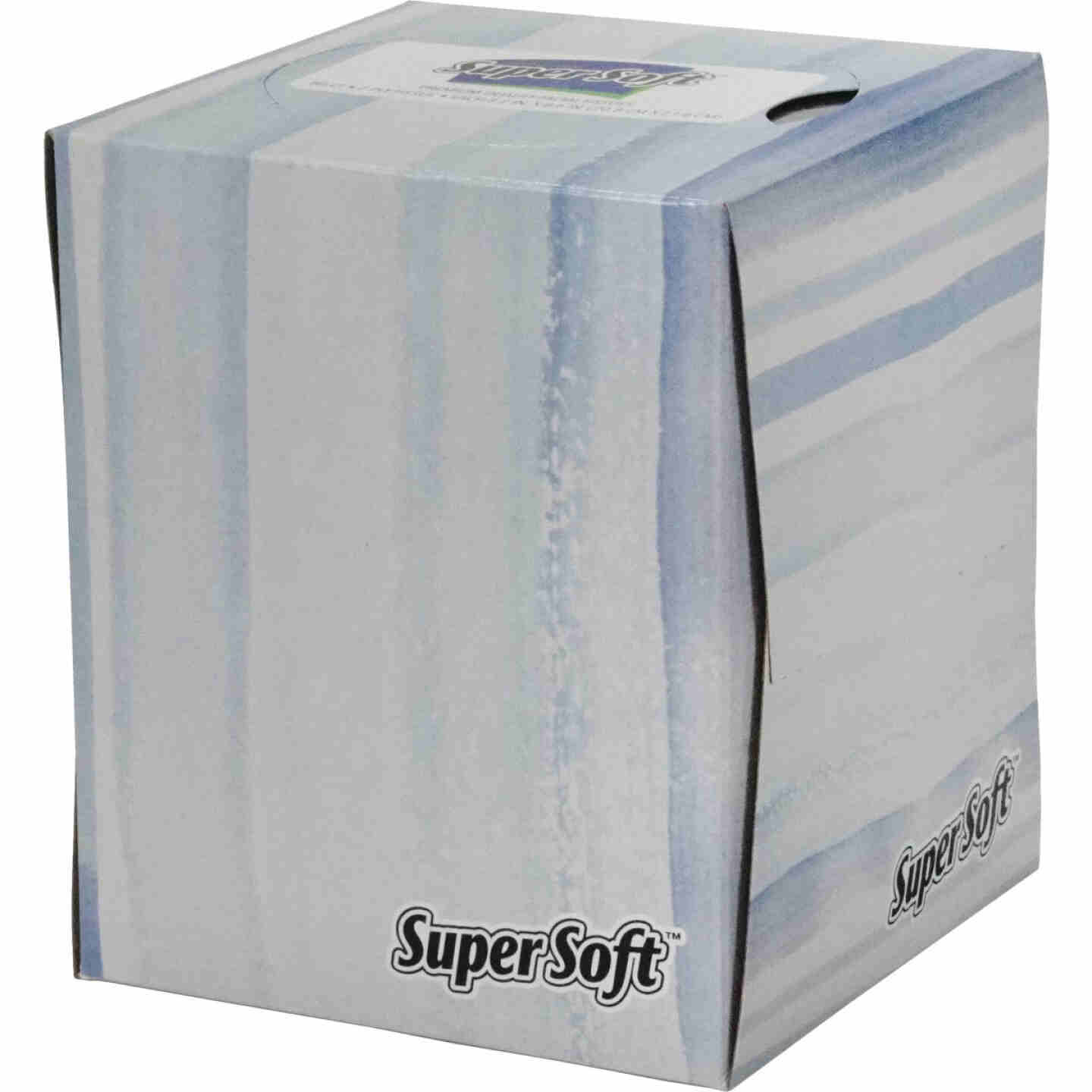 Super Soft 80 Count Premium Facial Tissues Image 1