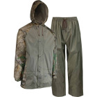 West Chester XL 2-Piece RealTree Camo Polyester Rain Suit Image 1