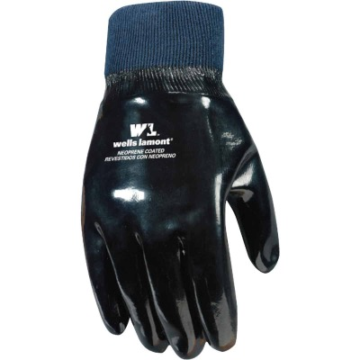 Wells Lamont Men's Large Neoprene Coated Glove