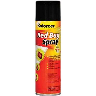 Enforcer 14 Oz. Aerosol Spray Bedbug Killer