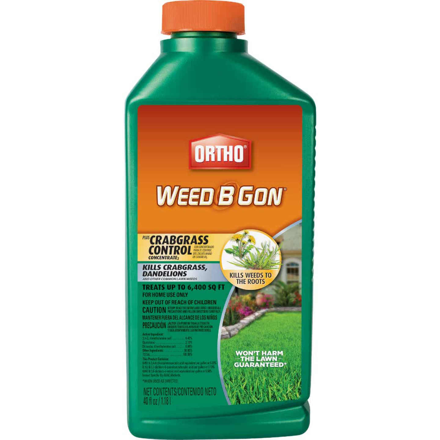 Ortho Weed B Gon 40 Oz. Concentrate Crabgrass & Weed Killer Image 1