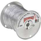 Keystone Red Brand 1/4-Mile x 17 Ga. Steel Electric Fence Wire Image 1
