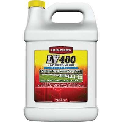 Gordons LV400 1 Gal. Concentrate Weed Killer