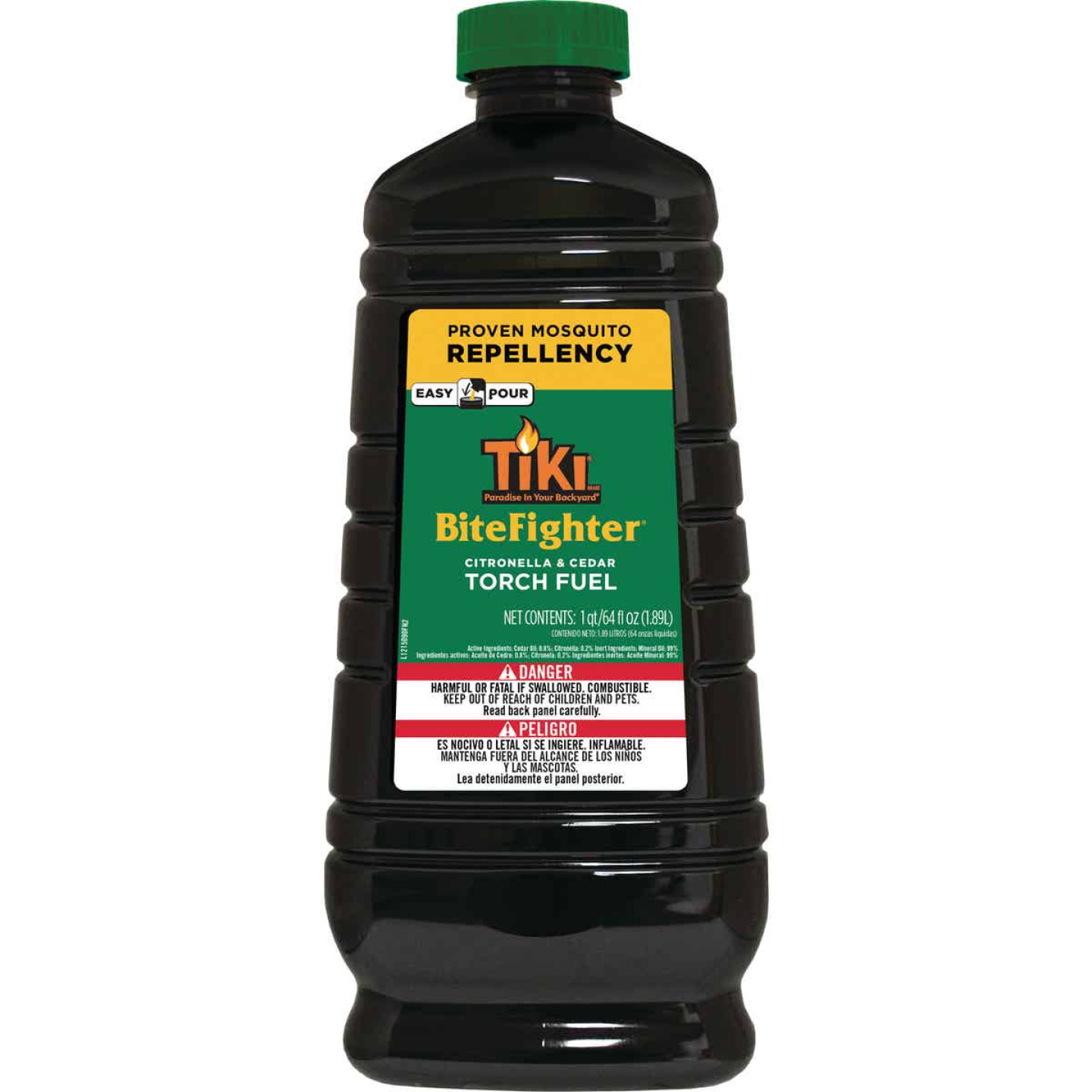 Tiki BiteFighter 64 Oz. Cedar & Citronella Torch Fuel Image 1
