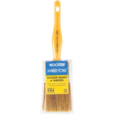 Wooster Amber Fong 2 In. Flat Paint Brush