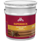 Duckback SUPERDECK Self Priming Solid Color Stain, Deeptone Base, 5 Gal Image 1