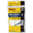Whizz Xtra Sorb 4 In. x 3/8 In. Microfiber Roller Cover (2-Pack) Image 1