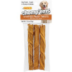 Ruffin' it Chomp'ems Pork Flavor Chewy Dog Treat (3-Pack) Image 1