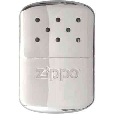 Zippo Reusable Chrome Hand Warmer