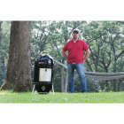Weber Smokey Mountain Cooker 22 In. Dia. 726 Sq. In. Vertical Charcoal Smoker Image 9