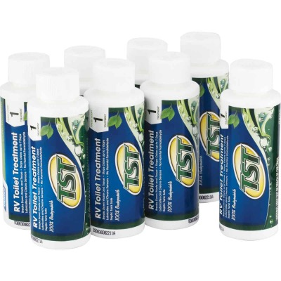 TST Singles Tank And Toilet Deodorizer, (8-Pack)