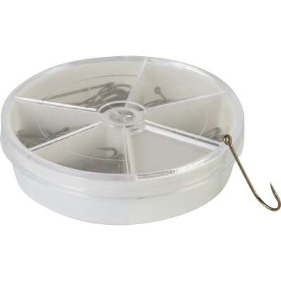SouthBend 120-Piece Assorted Fishing Hook Kit